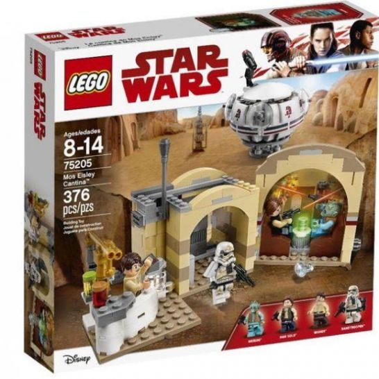 LEGO set di Mos Eisley Star Wars