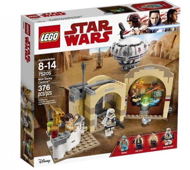 LEGO set di Mos Eisley Star Wars