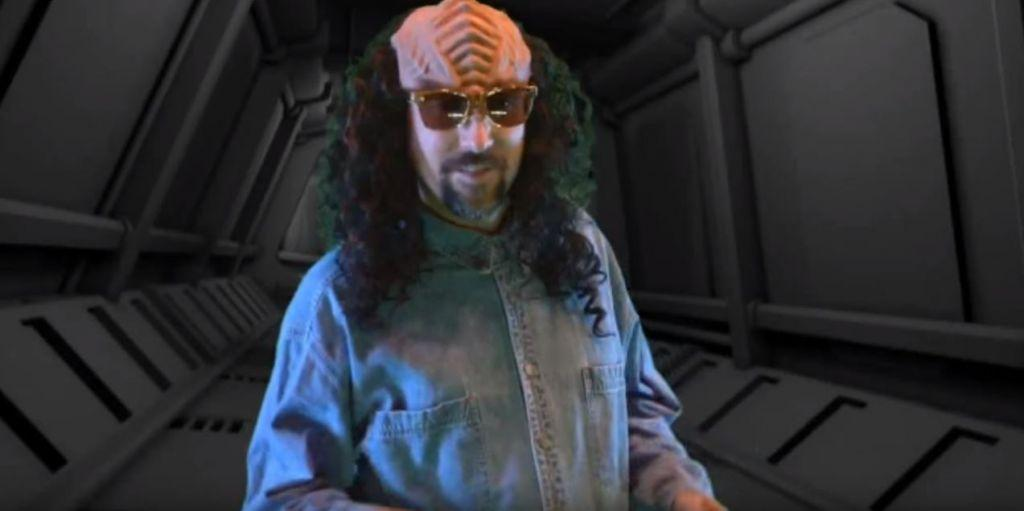 Never Gonna Give You Up Klingon