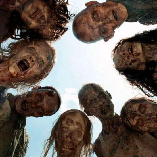 The Walking Dead 8 Zombie