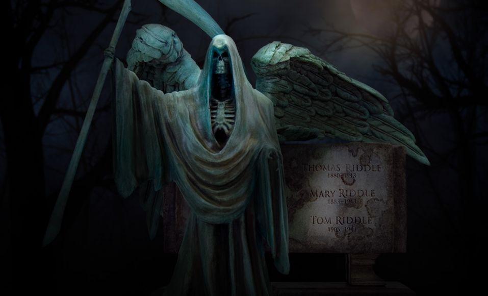 Tomba della famiglia Riddle