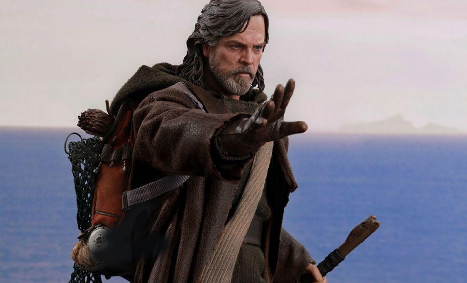 action figure di Luke Skywalker