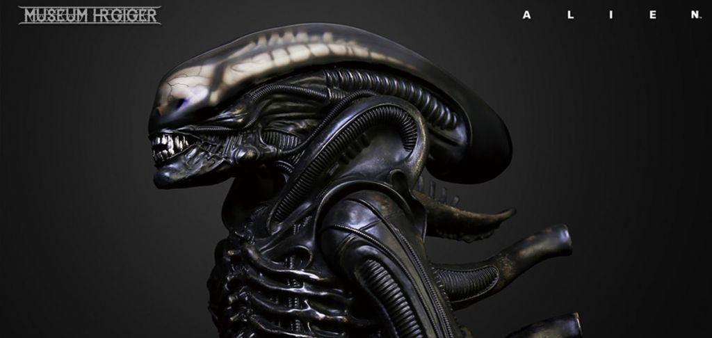 Alien Xenomorfo H.R. Giger