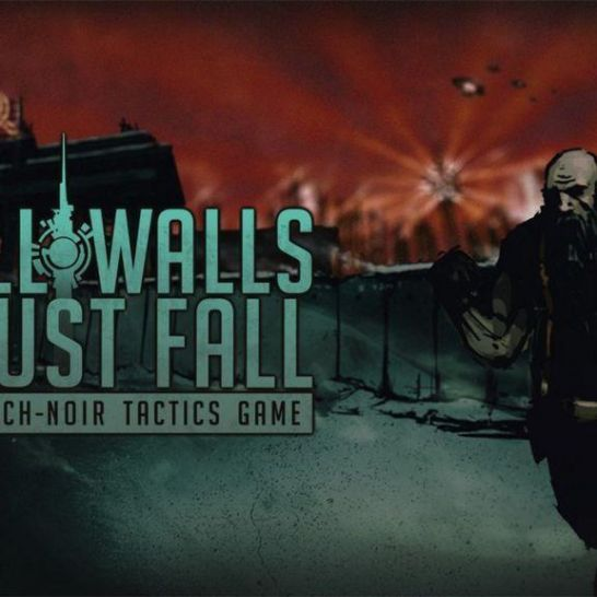 all wall must fall cover 2