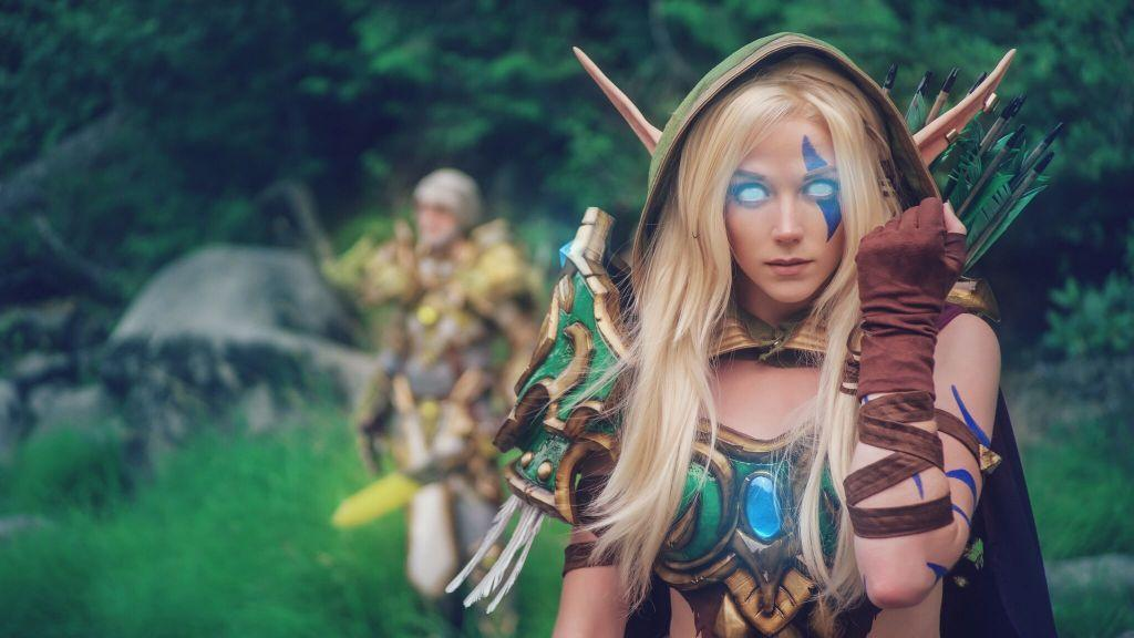 cosplayer professionisti di World of Warcraft