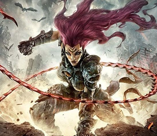 darksiders 3 cover