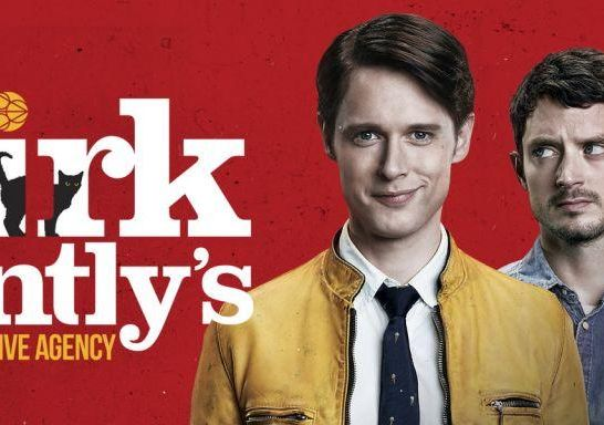 dirk gently serie cover