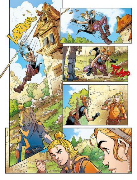 dragonero adventures 2 1