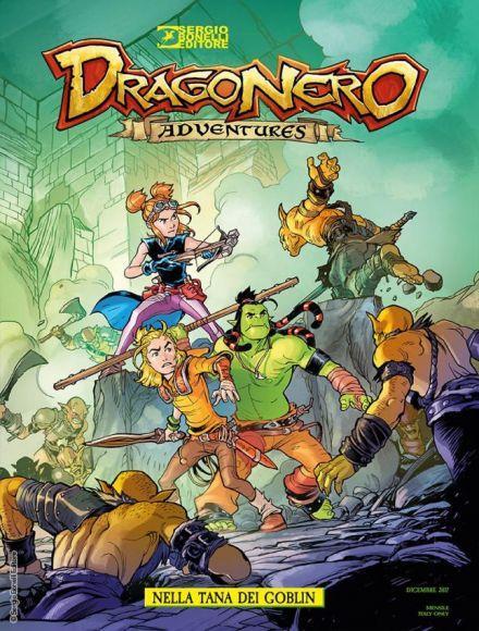 dragonero adventures 2 copertina