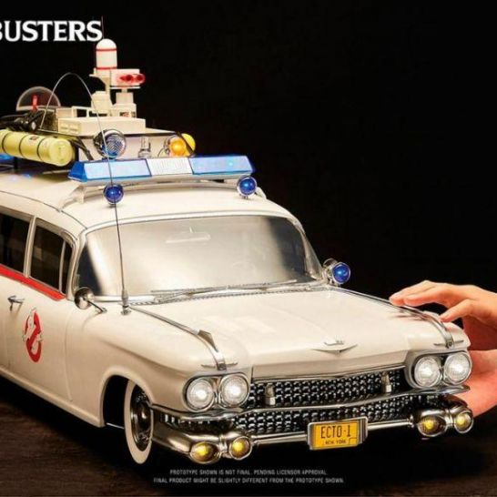 ecto-1 ghostbusters 1984 blitzway