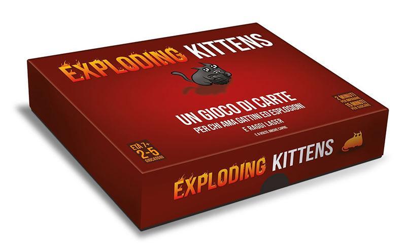 Exploding Kittens – Edizione Italiana