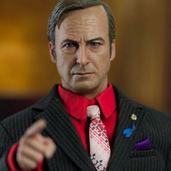 figure di Saul Goodman