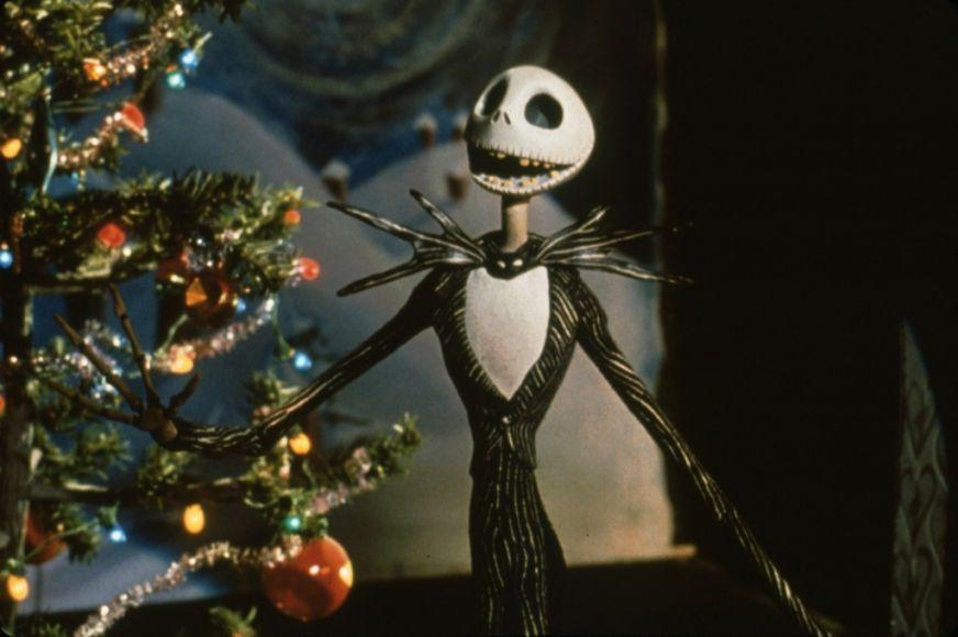 film da vedere a natale nightmare before christmas