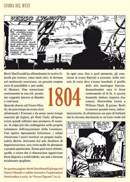 fumetti storia del west fumetti da regalare a natale