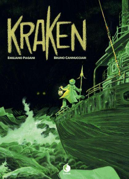 kraken copertina