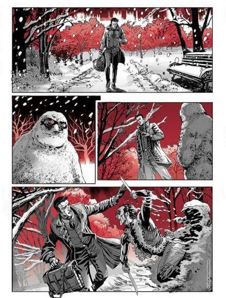 morgan lost dark novels 1 1