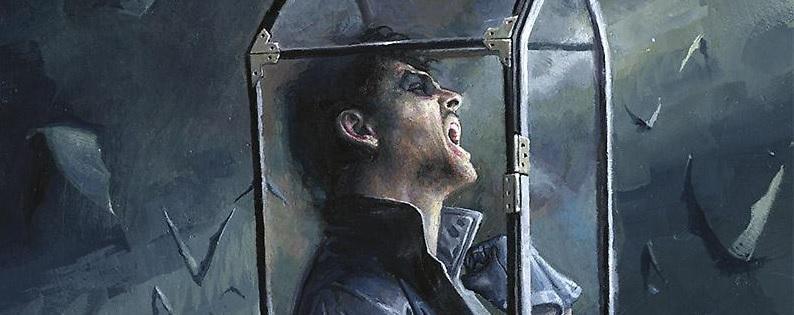 morgan lost dark novels copertina
