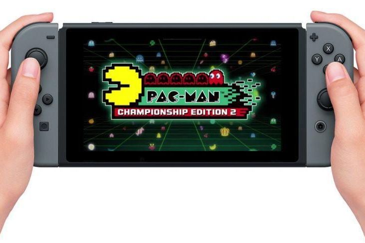 pac-man switch