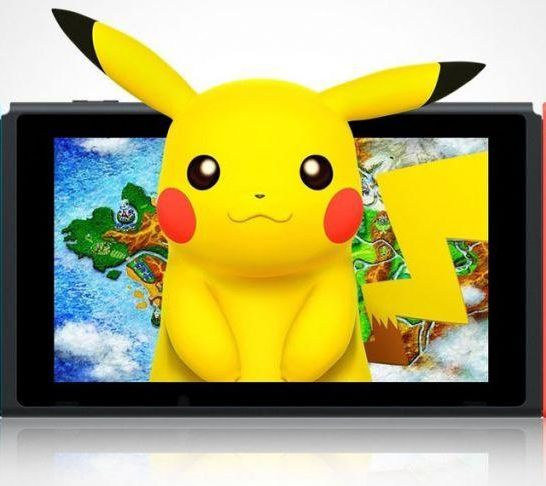 Pokémon per Switch