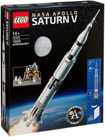 Saturn V della NASA (LEGO)