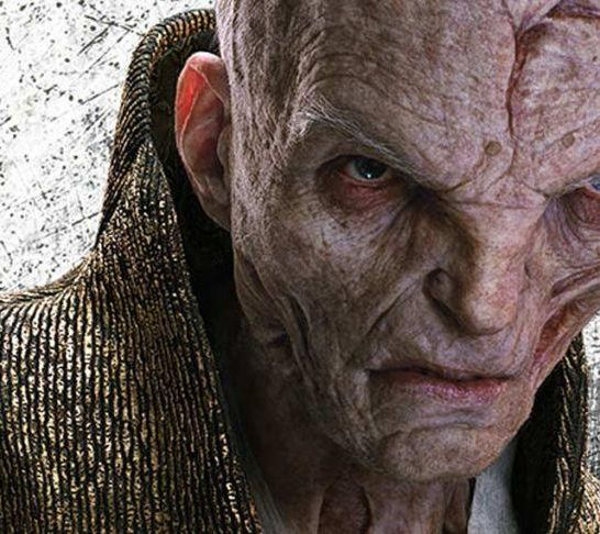 snoke star wars