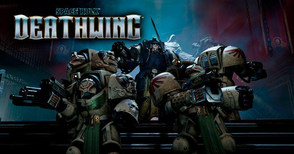 space hulk deathwing cover