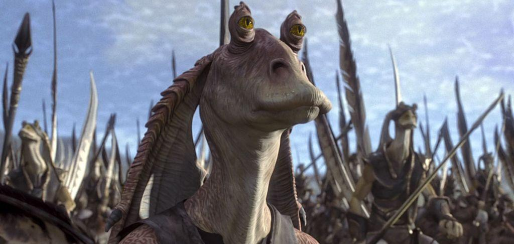 star wars jar jar binks