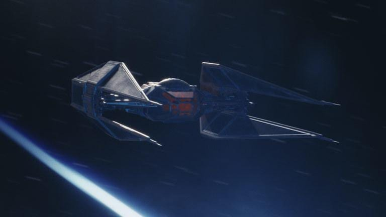 star wars tie silencer