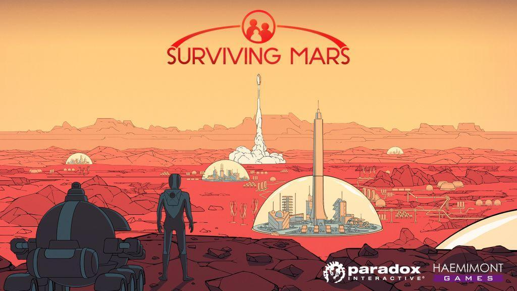 surviving mars cover