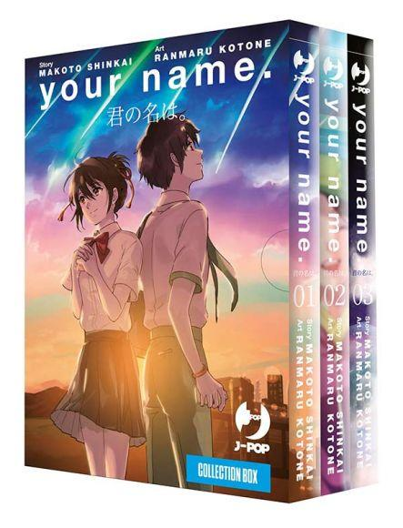 Your Name – Il manga