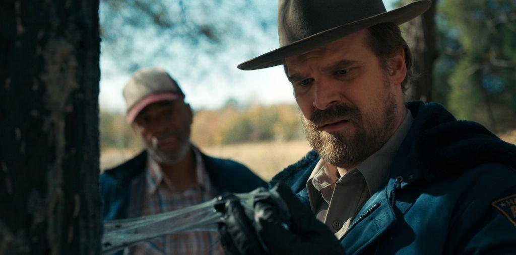 Jim Hopper David Harbour Stranger Things