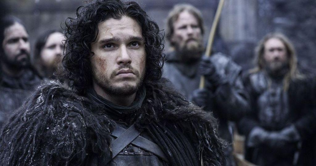 Kit Harington Jon Snow Game of Thrones