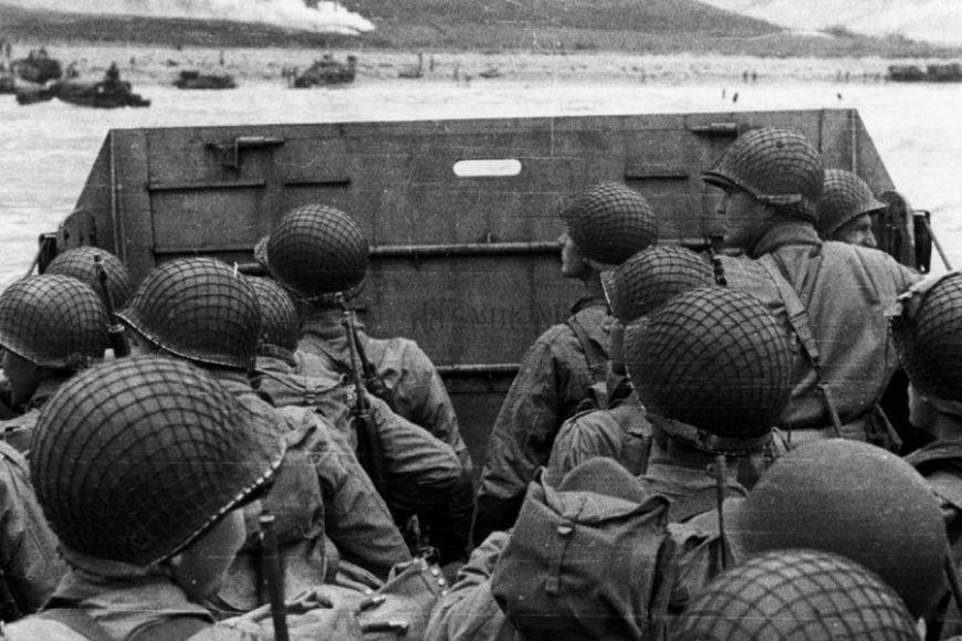 Seconda Guerra Mondiale Overlord