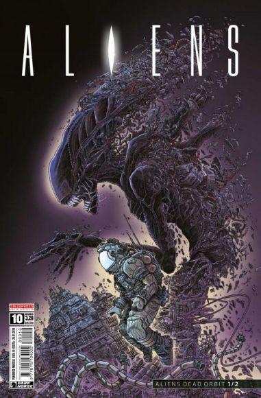 aliens 10 copertina