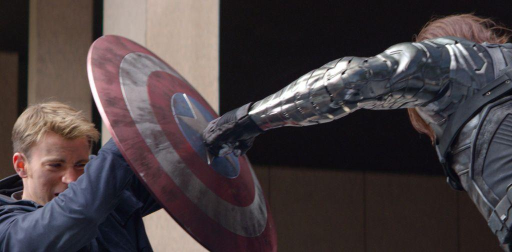 avengers infinity war bucky