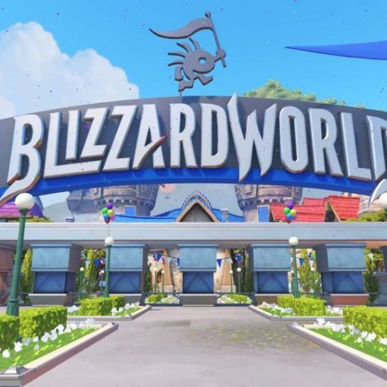 blizzard world cover