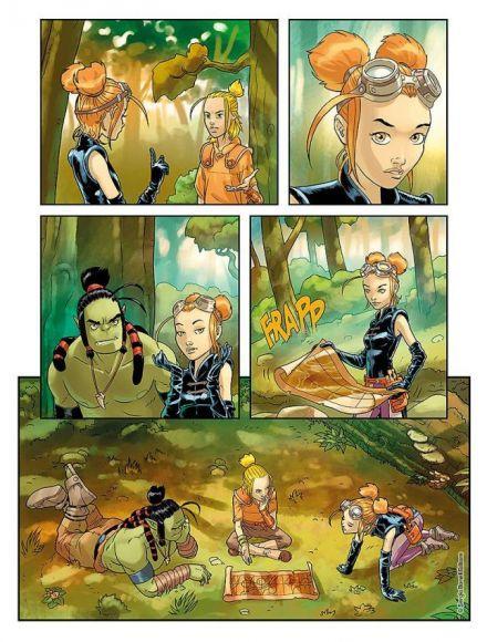 dragonero adventures 3 2