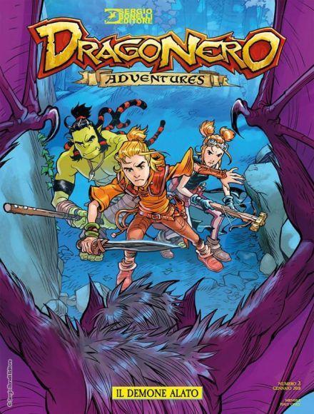 dragonero adventures 3 coeprtina