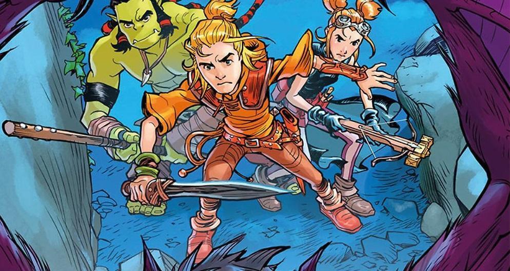 dragonero adventures 3 cover