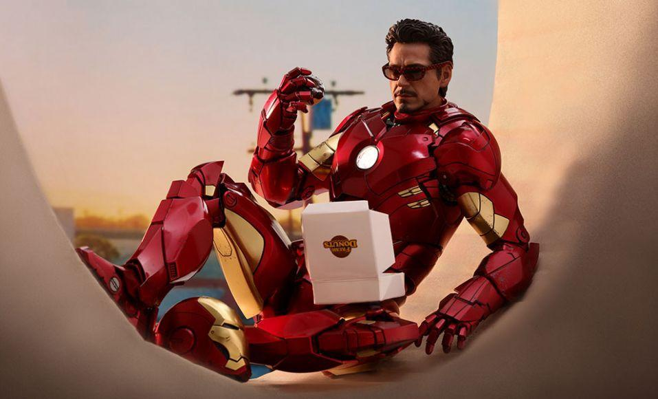 figure Iron Man Mark IV