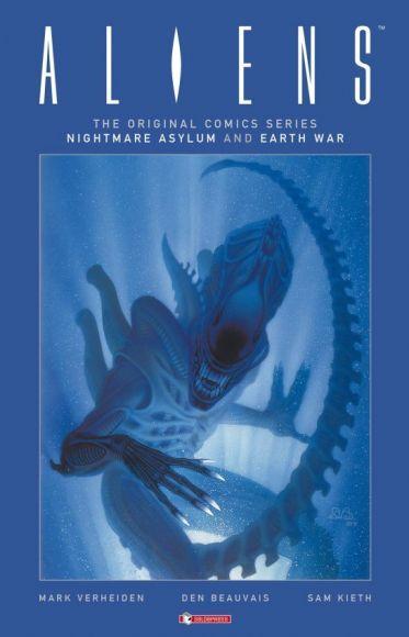 fumetti di aliens 2
