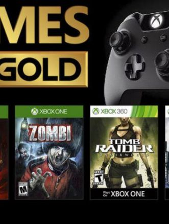 Games with Gold gennaio 2018
