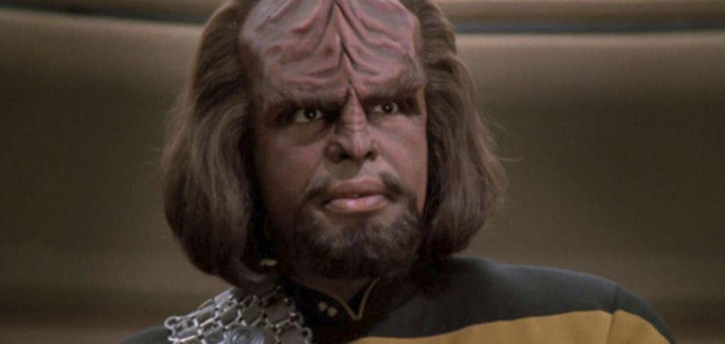 Scambi Culturali con i Klingon