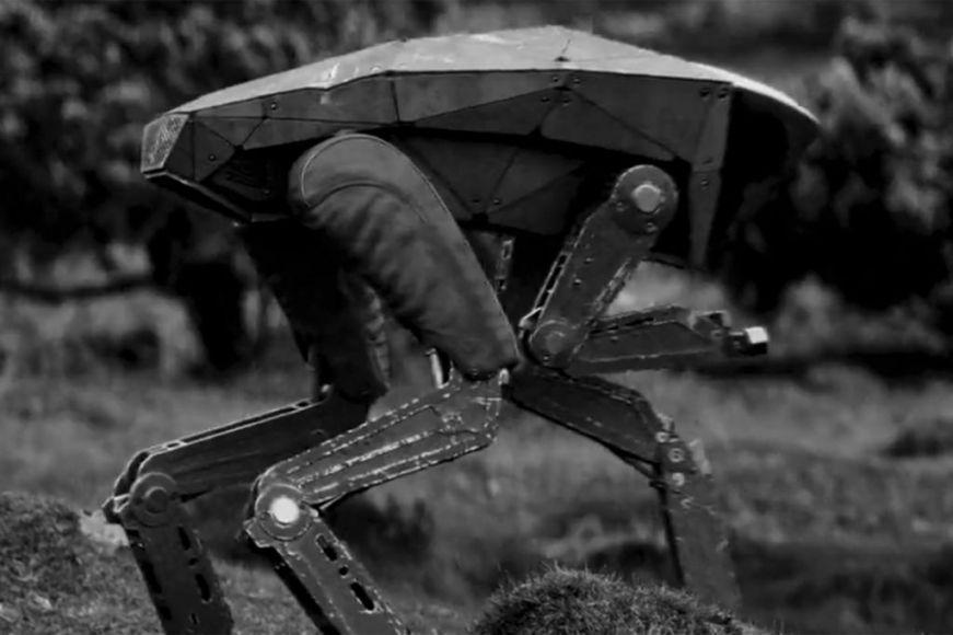 metalhead black mirror robot