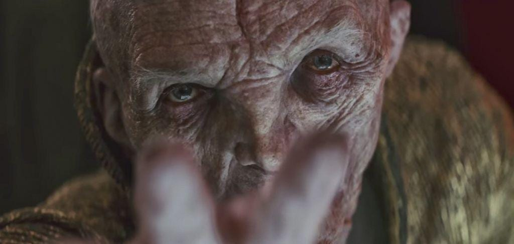 ritorno di Snoke