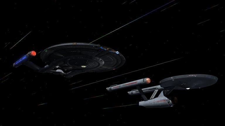 star trek discovery defiant 2