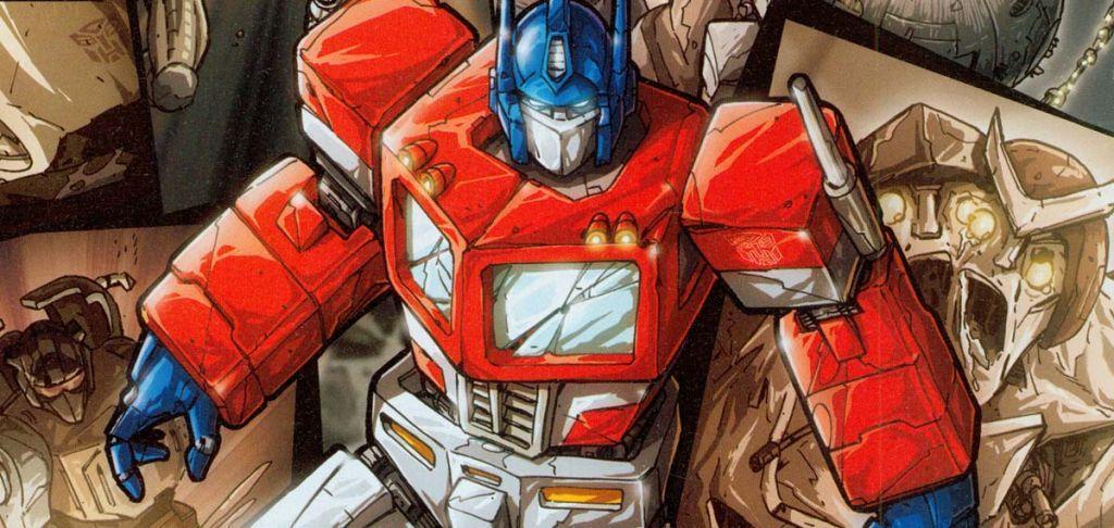 fumetti dei transformers