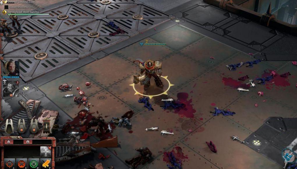 warhammer 40 k dawn of war 3