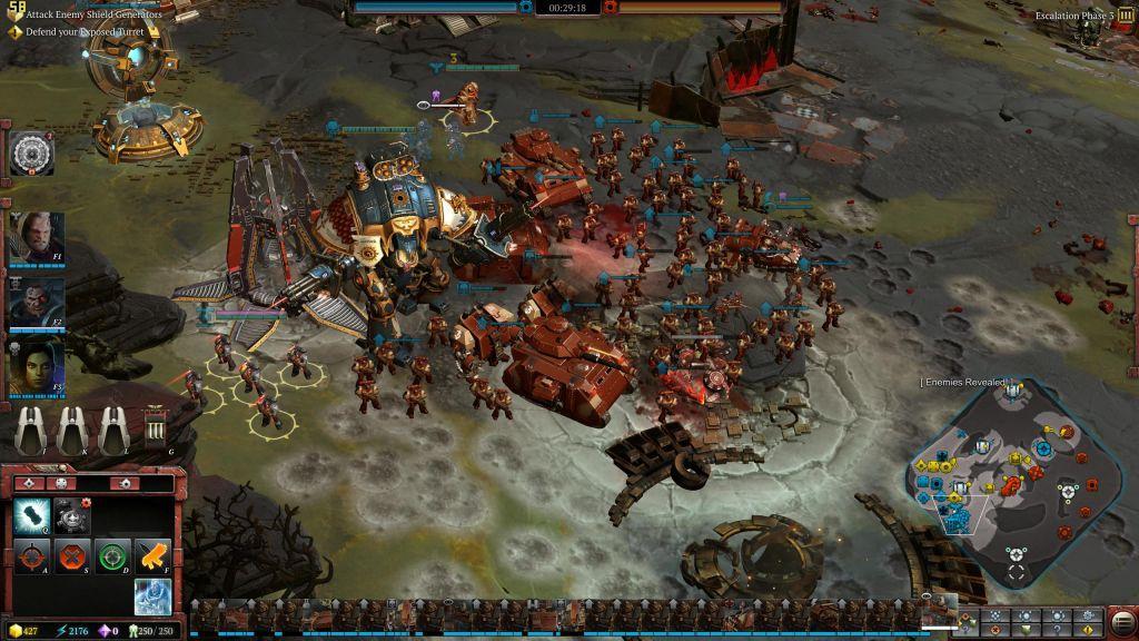 warhammer 40k dawn of war 3 1