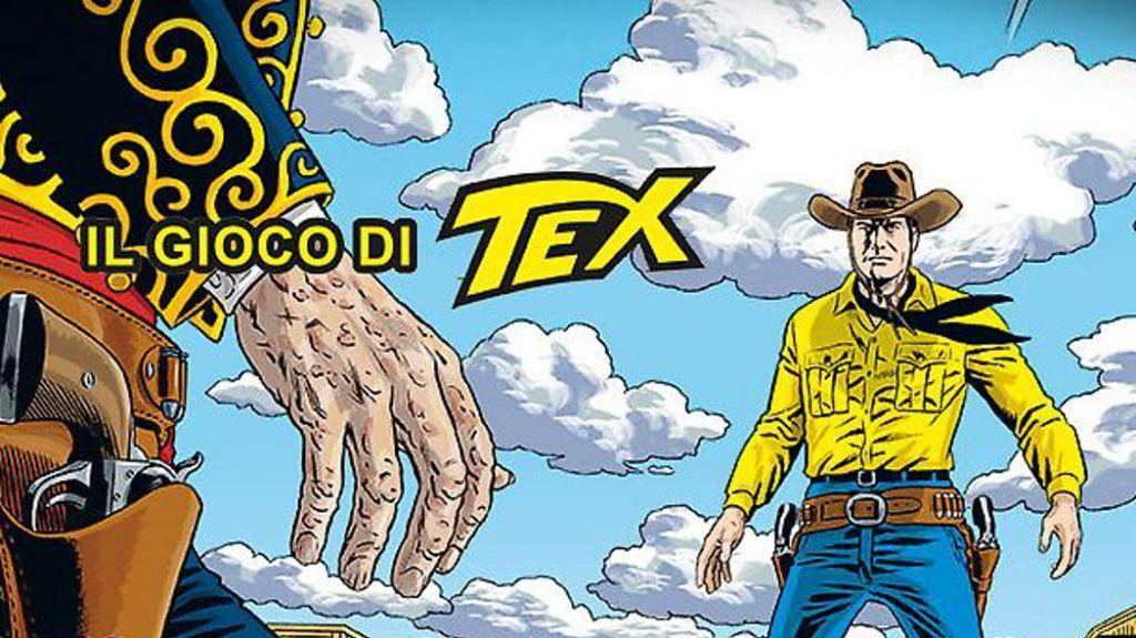 gioco da tavolo di Tex